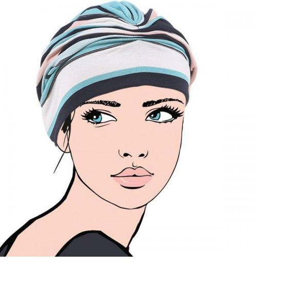 emeraude 10 Turban Emeraude 10