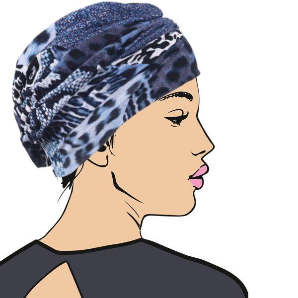 emeraude 3 Turban Emeraude 3