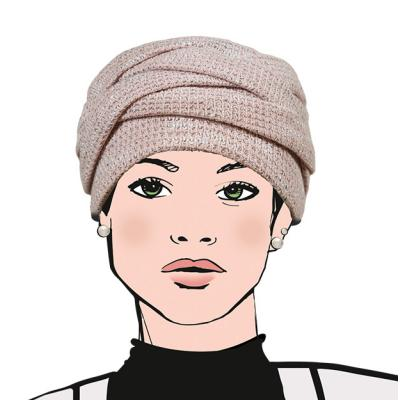 Turban chimio femme Everest Aderans France