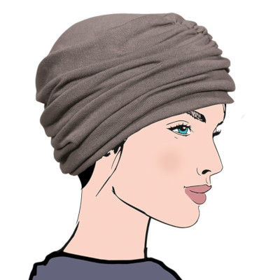 Turban chimio femme Laponie Aderans France